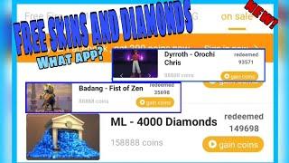 NEW! REDEEM YOURS NOW! FREE 5000 DIAMONDS AND EPIC SKINS! FORTUNE CAT APP, BANGKAWA TV screenshot 5