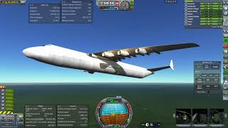 Kerbal Space Program RO Sandbox - An-225 Redux