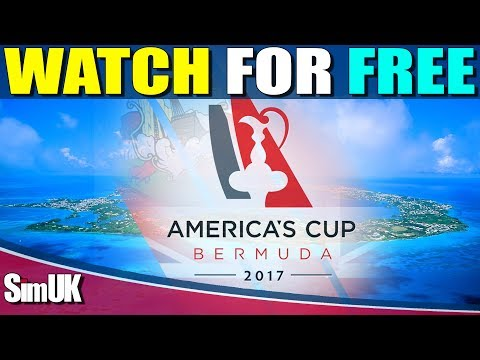 How to Watch The Americas Cup LIVE For FREE - Right Here with BTSport Free Stream (READ DESCRIPTION)