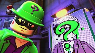 LEGO DC Super-Villiains: Gameplay Walkthrough Part 2 -