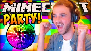 """""""ALI-A PARTY TIME!"""" - Minecraft BLOCK PARTY - w/ Ali-A #3!"""
