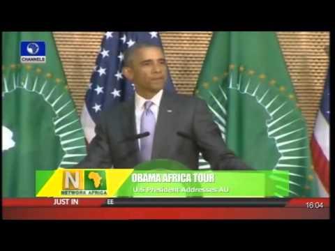 Network Africa: Libya Court Sentences Saif Gaddafi To Death -- 28/07/15