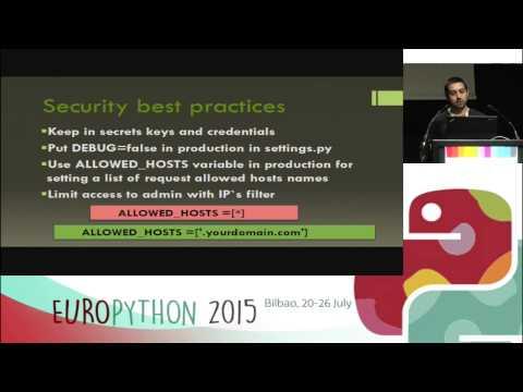 Jose Ortega - Python Security & Cryptography