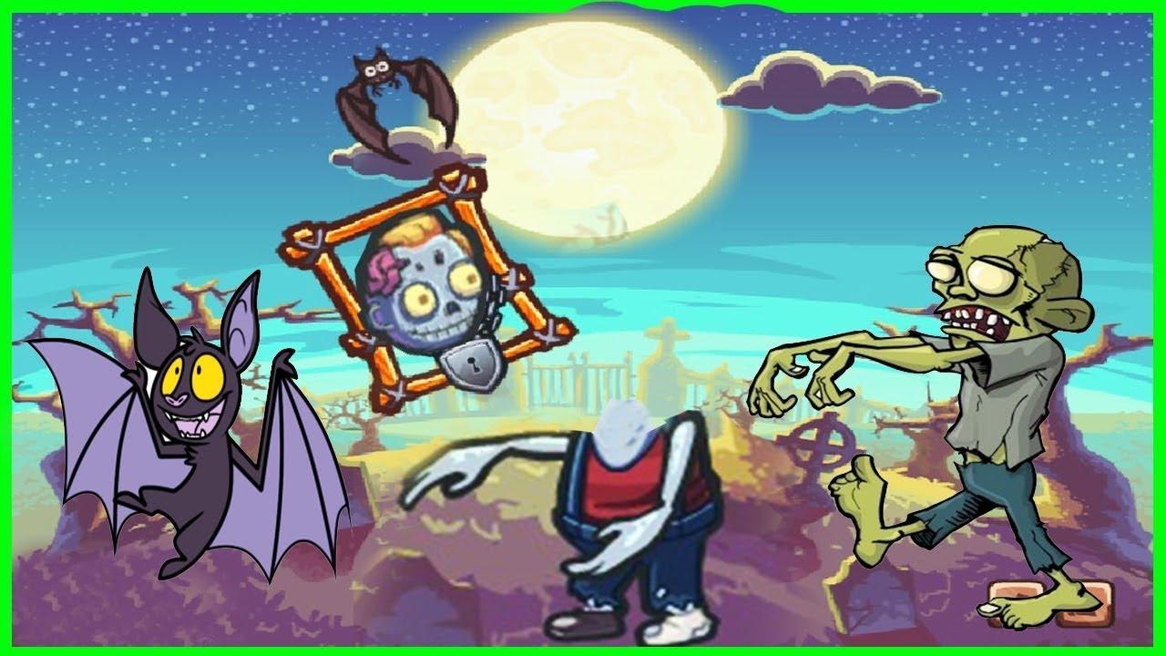 ЗОМБИ БЕЗ ГОЛОВЫ Zombonarium #1 Приключения смешного Зомби
