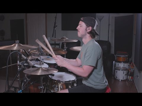 Matt Chancey - Zedd & Elley Duhe - Happy Now (Drum Cover)