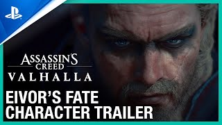 Assassin's Creed Valhalla  - Eivor's Fate Character Trailer | PS4