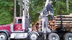 FIREWOOD Trucks hauling Logs Washington State, Wood For Sale Pacific NW