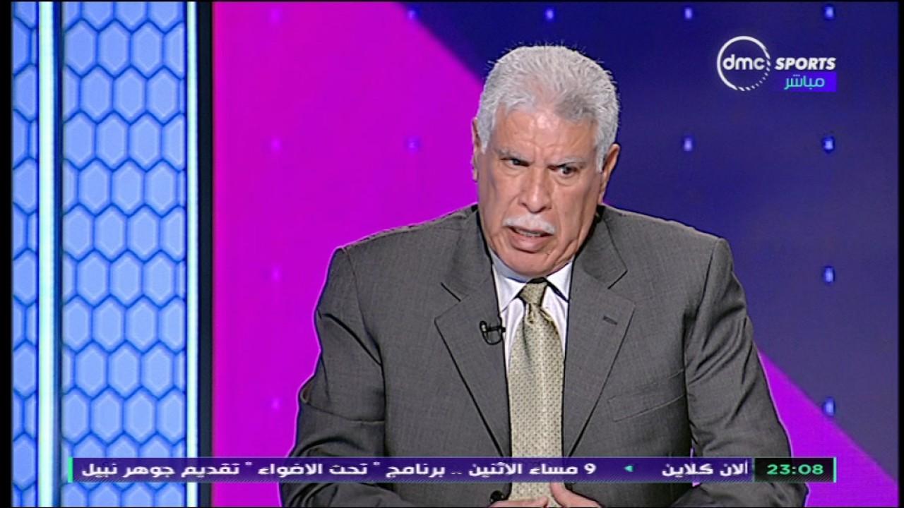 تعليق المعلم حسن شحاتة على خسارة مصر امام الكاميرون في النهائي