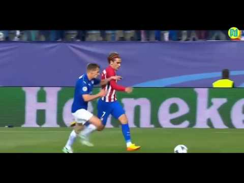 Atletico Madrid vs Leicester City 1 0 12 04 2017   Highlights & Goals UCL 1st Leg HD