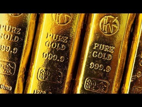 Potato Turns To Gold!!! आलू सोने में बदल जाता है Alloo Se Sona Bana