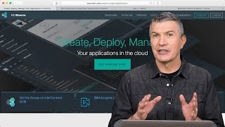 Overview and Demonstration of IBM Bluemix