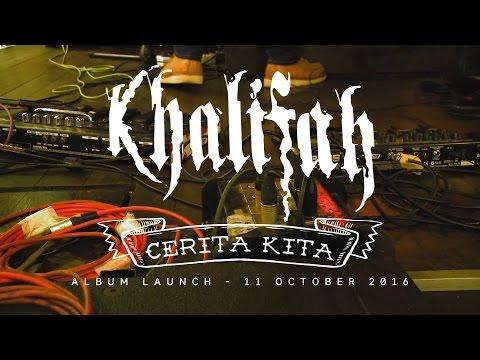 Khalifah 'Cerita Kita' Album Launch (Hard Rock Cafe - 11 Oct 2016)