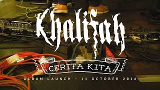 Khalifah 'Cerita Kita' Album Launch (Hard Rock Cafe - 11 Oct 2016)