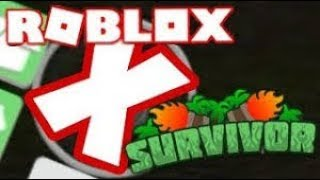 i play roblox survival