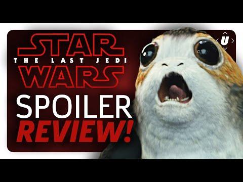 Star Wars: The Last Jedi Spoiler Talk