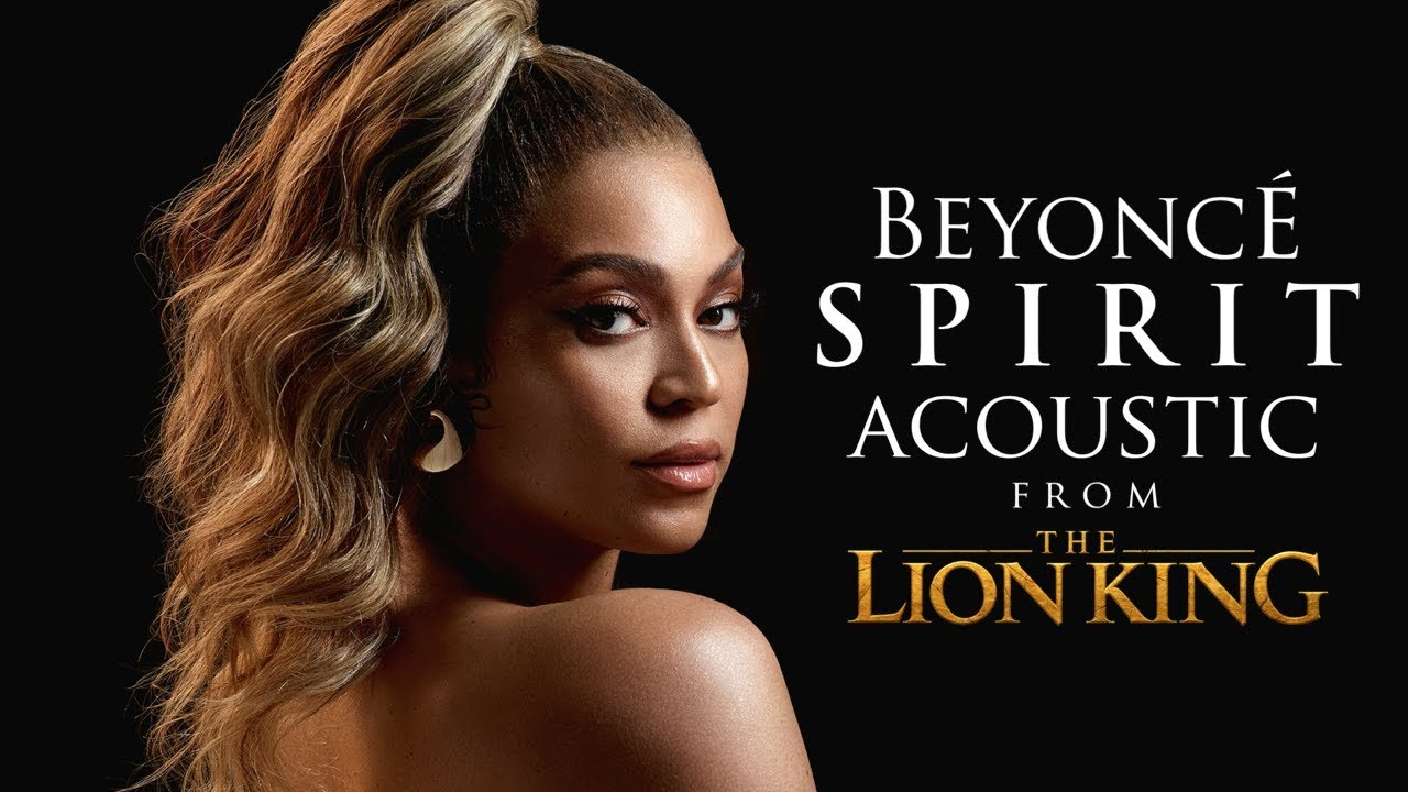 Download Beyoncé - Spirit (Acoustic)