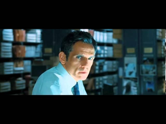 Tajný život Waltera Mittyho (Secret life of Walter Mitty) - oficiálny trailer