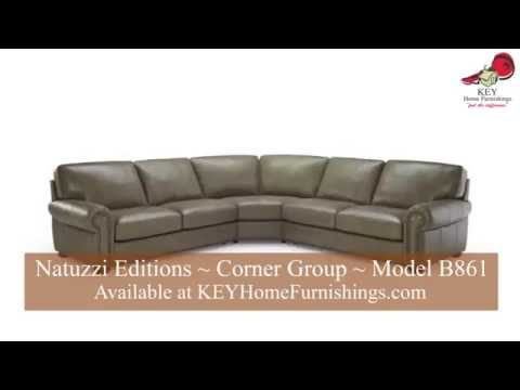 Natuzzi Sectionals 2015 / 2016 | Portland, OR | KEY Home Furnishings