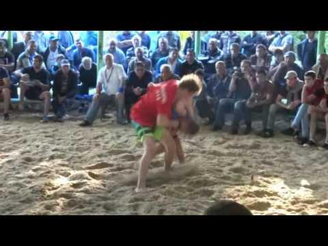 Swiss Judo vs. Georgian Wrestling