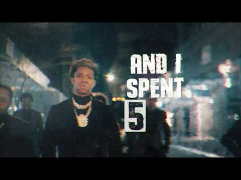 A Boogie Wit da Hoodie - Numbers feat. Roddy Ricch, Gunna, and London On Da Track [Lyric Video]