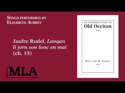 Jaufre Rudel, Lanqan li jorn son lonc en mai (ch. 15)