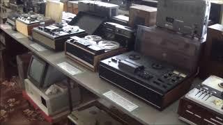 Музей фотографии, радио, связи Еланского ДОСААФ России