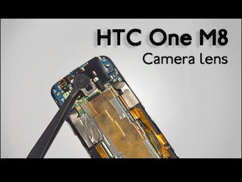 Camera Lens for HTC One M8 Repair Guide