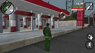 Mod spbu (pom bensin) di gta sa android.  Mod showces(6)