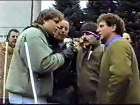 Břeclav 1989 - sametová revoluce 5.část