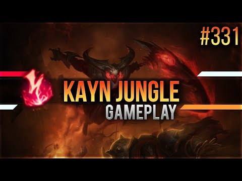 Kayn (Jungle): Autofilled Wombo Combo #331 [Lets Play] [League of Legends] [German / Deutsch]