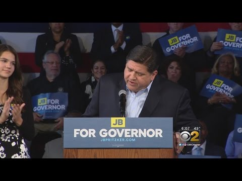 J.B. Pritzker Officially Announces His Run For Illinois Governor