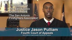 Justice Jason Pulliam, Texas 4th Court of Appeals, Place 6