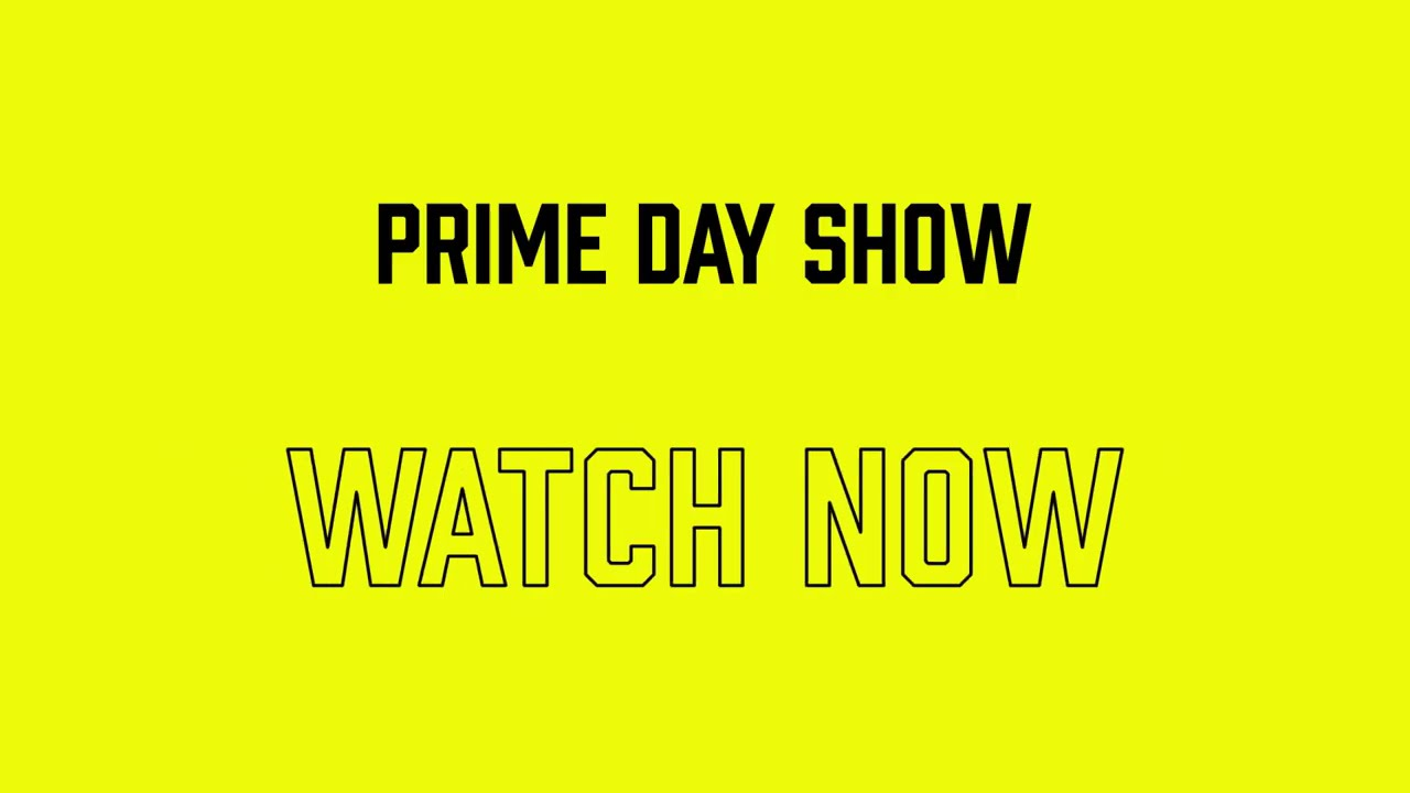 Prime Day Show x Billie Eilish | H.E.R. | Kid Cudi - Watch Now