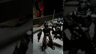 Mag•Warriors, Xevos, and Warduke!