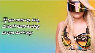 Meghan Trainor - Can't Dance (Lyrics) Video