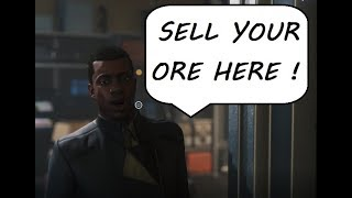 Star Citizen - Making Money Selling Ore in Lorville [GIVEAWAY]