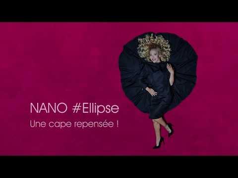 NANO #Ellipse Cape