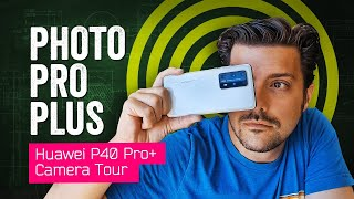 Huawei P40 Pro Plus: A Nokia Lumia For 2020 [Camera Tour]