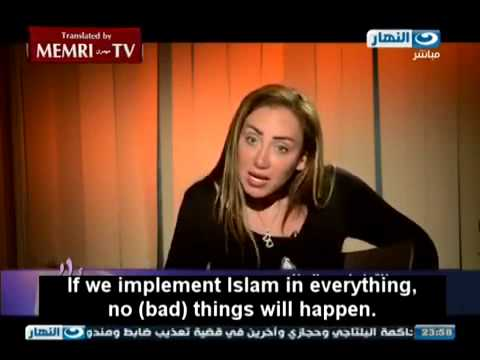 Egyptian TV Host Kicks Guest Out Of Studio For Expressing Controversial Ideas On Religion