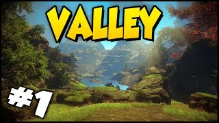 Valley Gameplay ➤ The Power Of Life & Death! -Beautiful Adventure Game! [Valley The Game][Sponsored]
