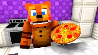 FNAF Monster School: Cooking Lessons! - Minecraft Animation