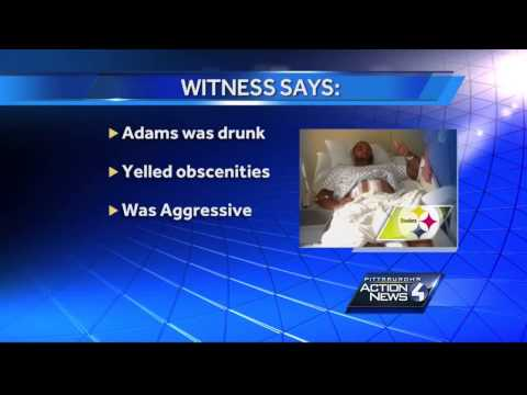 Surprise witness takes stand in trial for 3 accused of stabbing  Mike Adams