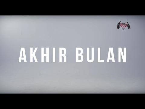 Kunto Aji - Akhir Bulan (Official Lyric Video)