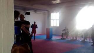 DeFazio vs Keilbart Muay Kard Chiek Teil2 Muay Boran