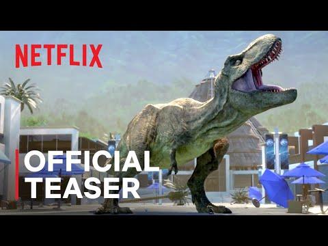 Jurassic World: Camp Cretaceous Season 2 | Official Teaser | Netflix