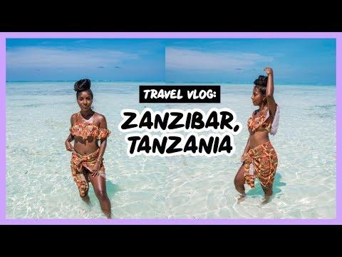 ZANZIBAR, TANZANIA PART 1 | TRAVEL VLOG