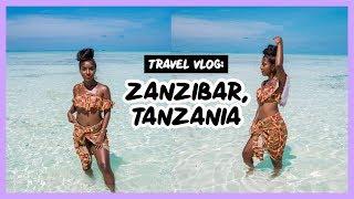 ZANZIBAR TANZANIA PART 1  TRAVEL VLOG