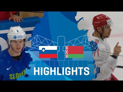 Slovenia - Belarus   Highlights   #IIHFWorlds 2017