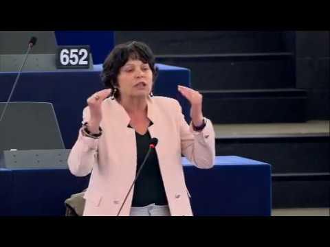 """Michèle Rivasi sur le gaspillage alimentaire : """"intenable socialement et environnementalement"""""""