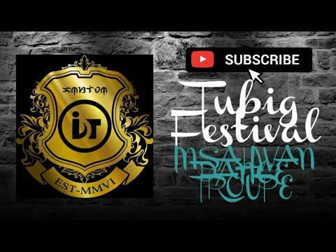 Tubig Festival 2015 Grand Champion -INSALIWAN Dance Troupe Dinalupihan, Bataan